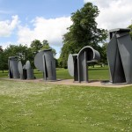 Promenade - by Anthony Caro 1996