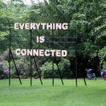Everything is Connected - by Peter Liversidge