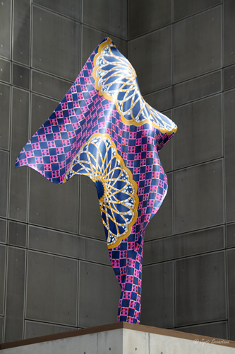Wind Sculpture: III - by Yinka Shonibare