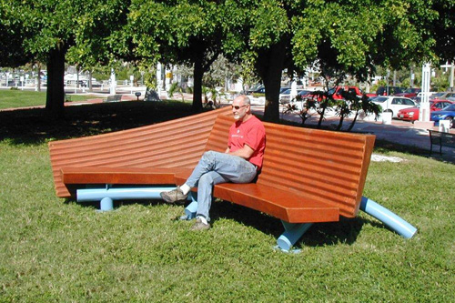 Bench 9 [2007] – by Barry Hehemann
