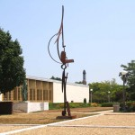 Krannert Art Museum and Kinkead Pavilion: Outdoor Sculptures