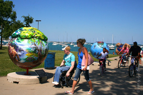 2007: Cool Globes : Hot idea for a cooler planet