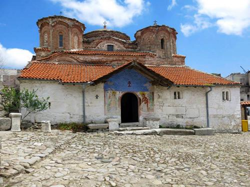 Monastery of Treskavec, Macedonia / Image courtesy Rolf Achilles
