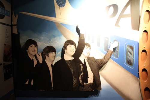 Feb 1964: Beatles come to America