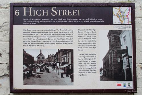 Bridgenorth High Street
