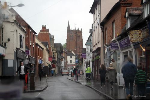 Bridgnorth - St. Leonard's Churcch
