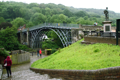 Ironbridge Gorge - UNESCO World Heritage Site