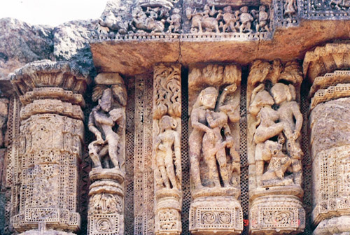 Konark Sun Temple - Jahamogana / Audience hall