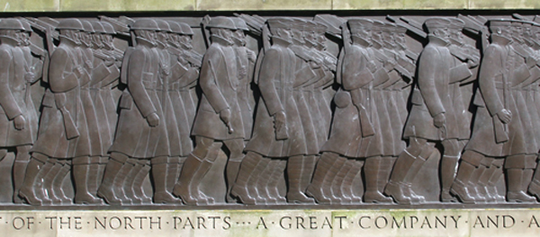Details: Liverpool Cenotaph