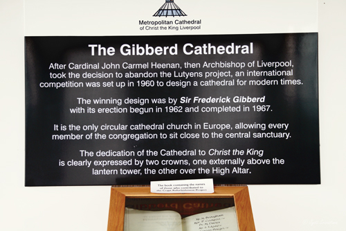 The Gibbard Cathedral