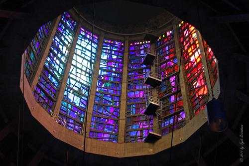 The lantern tower - Liverpool Metropolitan Cathedral