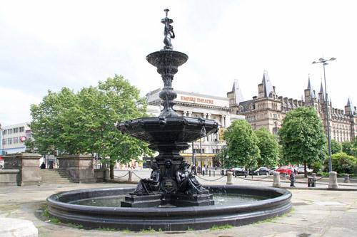 The Steble Fountain