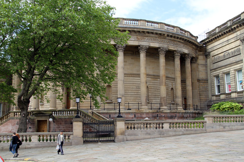 Picton Reading Room and Hornby Library / Liverpool Central Library [Grade II]