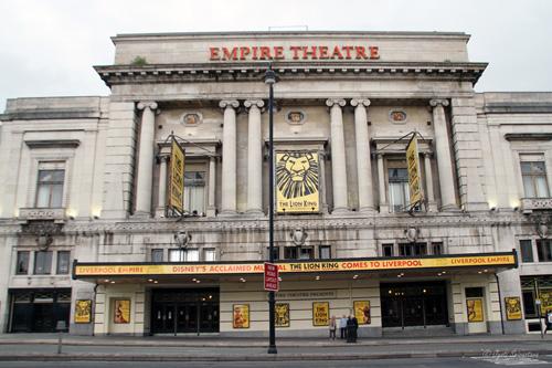 Empire Theatre [Grade II]