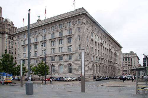 Cunard Building [Grade II listed building], Liverpool