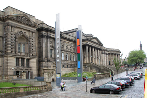 World Museum, Liverpool [grade II listed building], Liverpool.