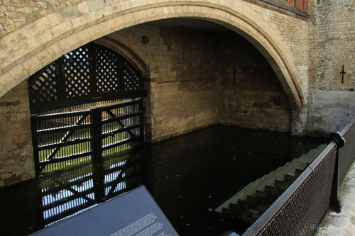 Tower of London - Traitor's Gate