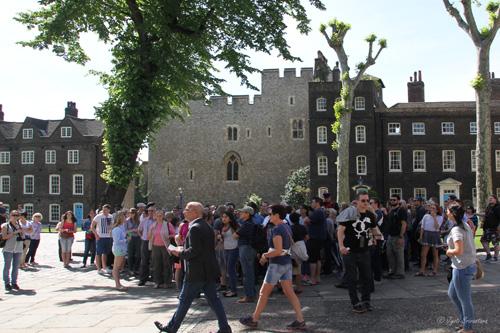 Tower of London - Beauchamp Tower