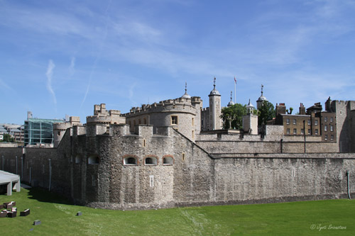 Tower of London - Legge's Mount
