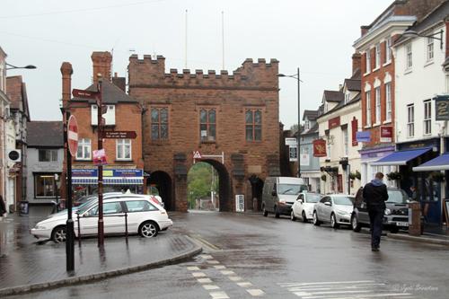 Bridgnorth - North Gate