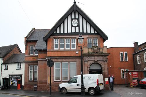 Bridgnorth  Post Office