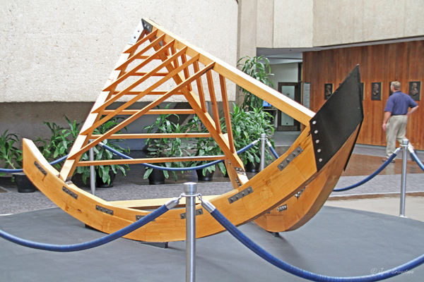 Art Ark [1981, refabricated 2006]– by Terry Karpowicz