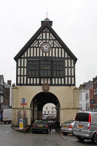 Bridgnorth Town Hall