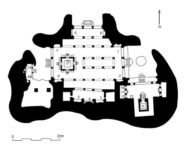 Elephanta Map