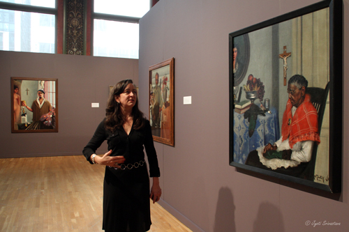 Galler Talk by Art Historian Dr. Amy Mooney of Columbia College