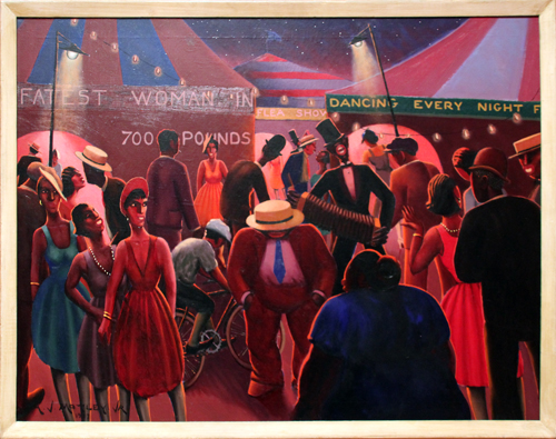 Carnival [1937] - by Archibald Motley /
