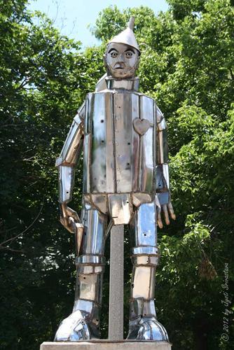 Tin Man - by  John Kearney