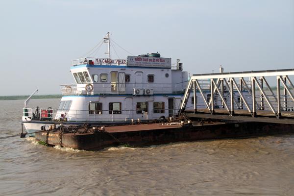 MV Ganga Vihar, the Floating Restaurant and River Cruise Ship