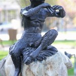 University park - Pan and Syrinx - by Roger White and Adolph Wolter