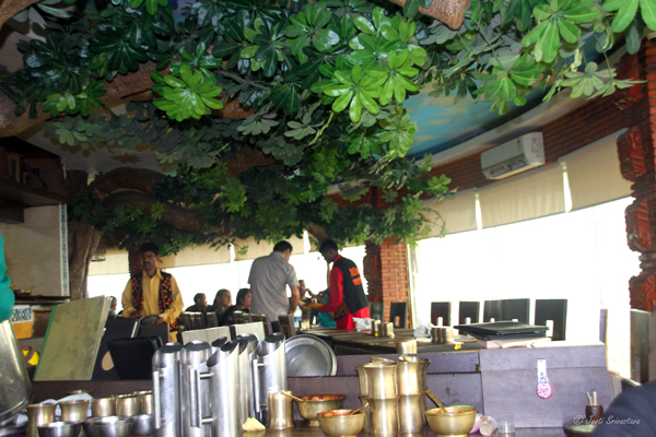 Pind Balluchi Rotating Restaurant