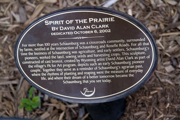 Spirit of the Prairie – by David Alan Clark