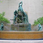 Fountain of the Great Lakes [1913]    - by Lorado Taft