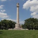 The Logan Square Monument [1918] - by Henry Bacon [Design] and Evelyn B. Longman [Relief]..