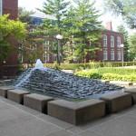 Nathan Austin Weston Memorial Fountain