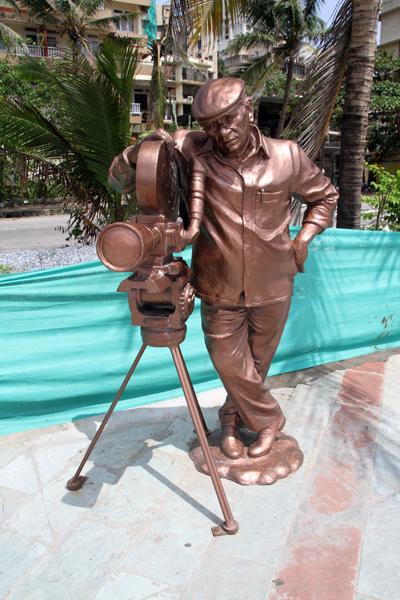 Walk of the Stars - Yash Chopra [1932-2012].