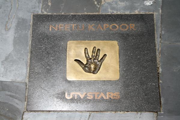 Walk of the Stars / Neetu Kaopoor.