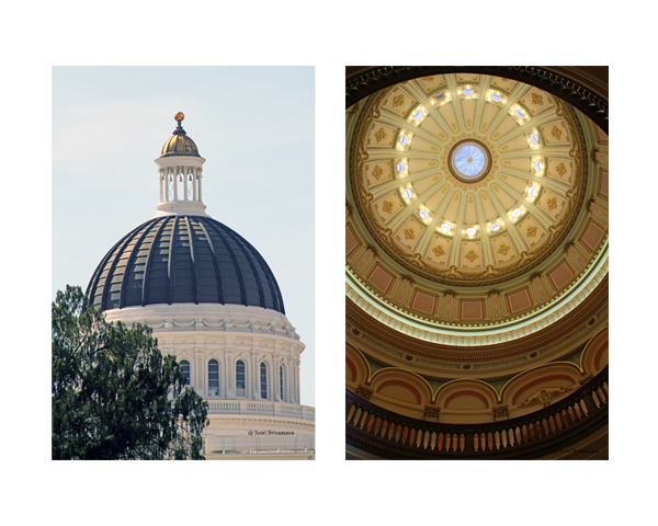 Double Dome / California State Capitol