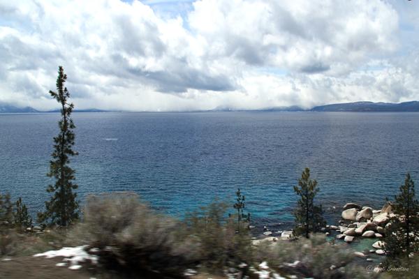 Second Stop: Lake Tahoe