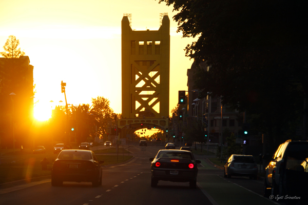 Sacramento -Tower Bridge