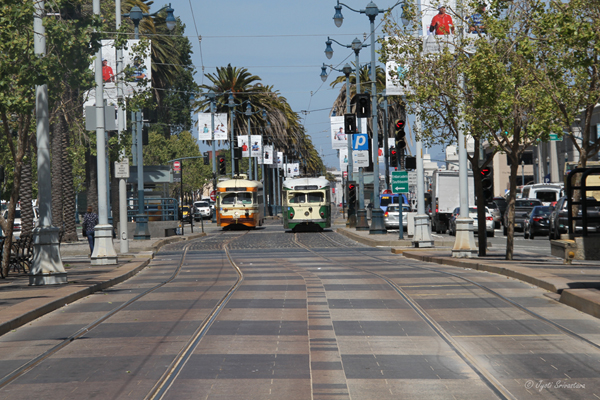 San Francisco: Streetcars
