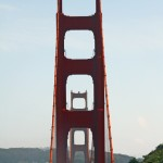 San Francisco / The Golden Gate Bridge