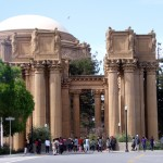 San Francisco / The Palace of Fine Arts