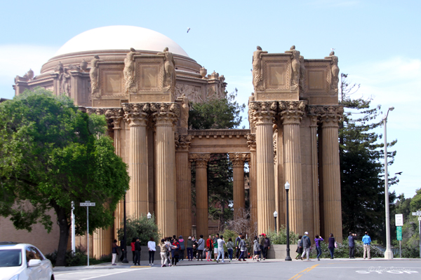 San Francisco: Palace of Fine Arts