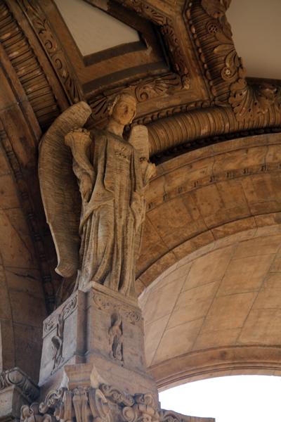 Central rotunda - Palace of Fine Arts, San Francisco
