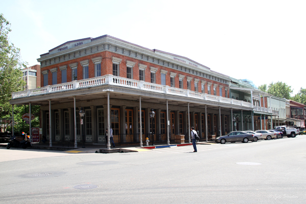 Heywood Building