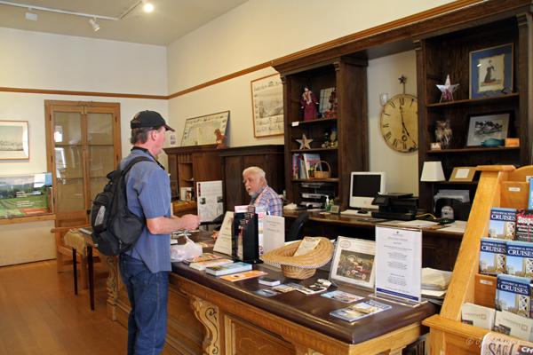 Old Sacramento Visitors' Center